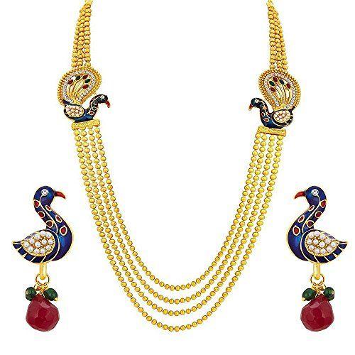 Blue Peacock Red Pearls Latest Bollywood Designer Gold Pl... https://www.amazon.com/dp/B06XD7BJRF/ref=cm_sw_r_pi_dp_x_y3Plzb0S6DC7V