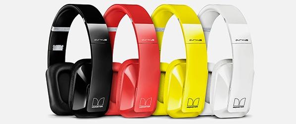 To najbardziej szpanerskie słuchawki na rynku. Są też niestety jednymi z droższych.  http://www.spidersweb.pl/2013/04/test-nokia-purity-pro.html