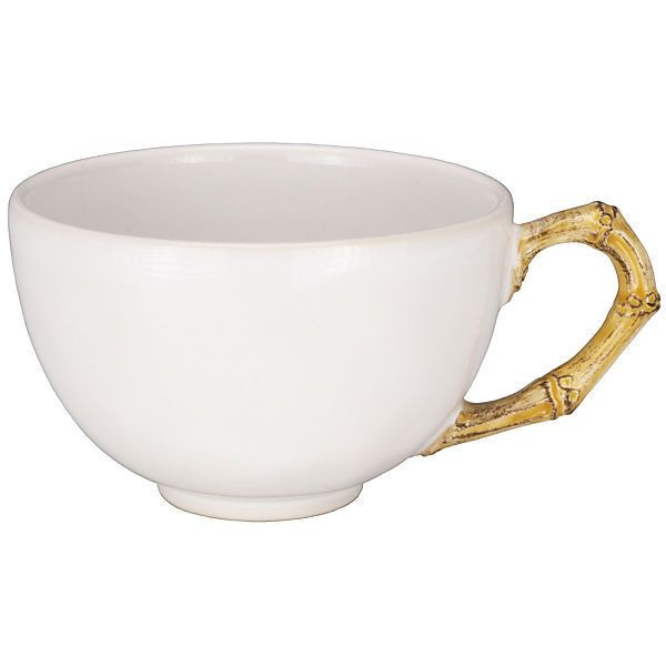 Juliska Bamboo Tea/Coffee Cup Coffee Mugs (32 AUD) ❤ liked on Polyvore