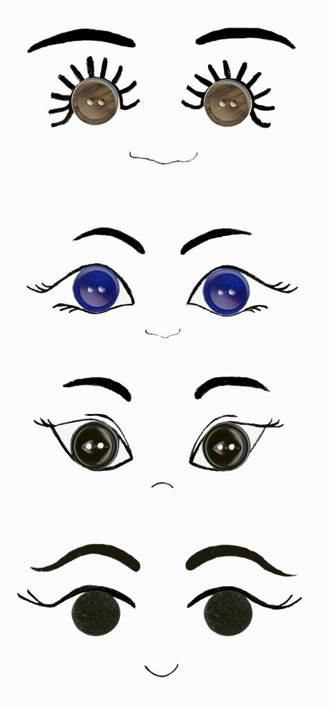 eyes for dolls