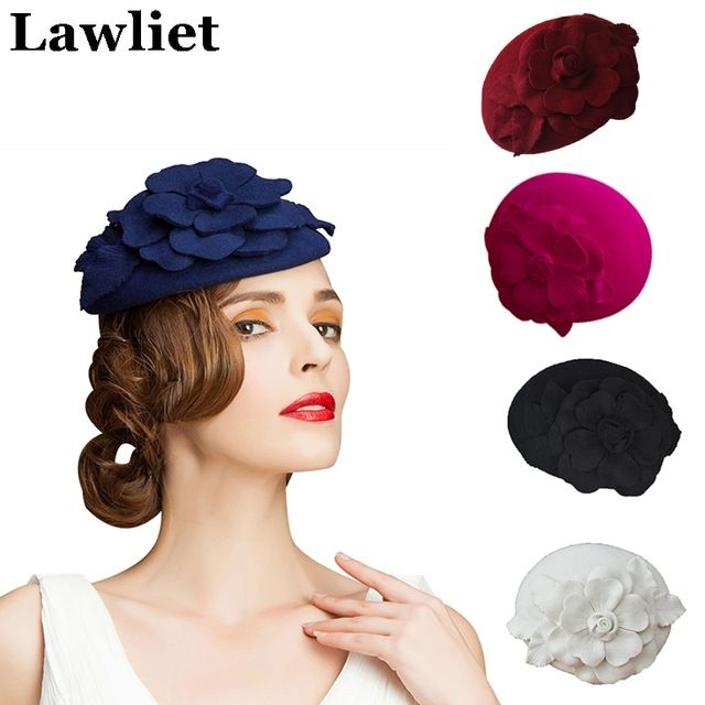 Vintage Womens 1950s Hats