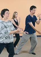 The evidence is sufficient to suggest that taichi and qigong are a viable alternative to conventional forms of exercise.