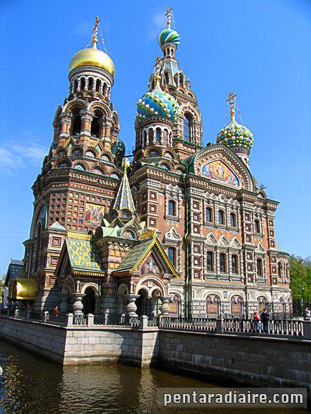 Saint Petersbourg - Voyages en Images