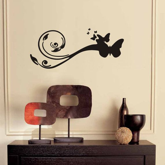 17 Best images about Butterfly Wall Decals on Pinterest