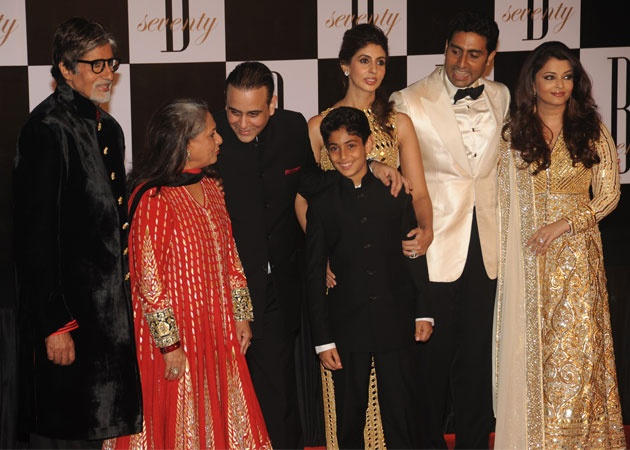 2012: The year of Bollywood parties http://ndtv.in/W2CMEl