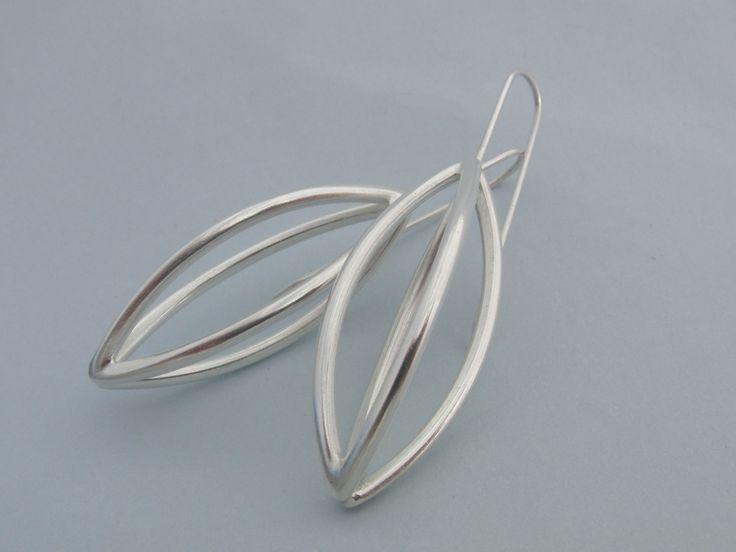 LEMON Earrings Sterling Silver 925