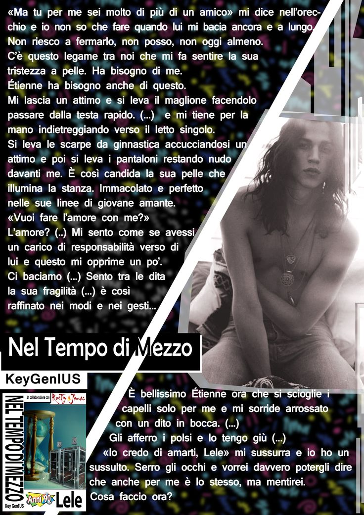 #Neltempodimezzo #book #novel #gay #mm #gayromance #gaynovel #mmromance #ebook