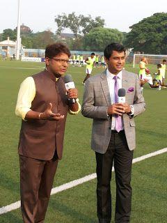 kalyan Chaubey: It's always a special bonding between Khas koushik...