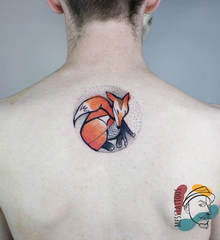 Small Fox Tattoo Tattoos Tattoos Fox Tattoo Small Fox Tattoo