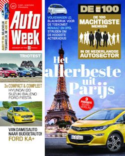 Proefabonnement: 4x Autoweek € 15,-: Wie de autowereld op de voet wil volgen, trekt op met het blad AutoWeek. Neem een automatisch aflopend kort proefabonnement en test Autoweek voordelig uit!