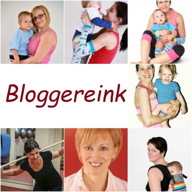 Bemutatkozunk. Mi vagyunk, akik ezen a blogon írnak, válaszolnak a kérdéseitekre, legjobb tudásunk szerint segítünk, hogy egészségesen, boldogan, és fitten éljétek meg az Anyaságot. Van köz