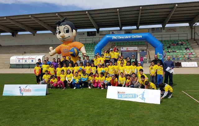 Gira-Volei 2016: Cinfães apurou 4 duplas para os Regionais