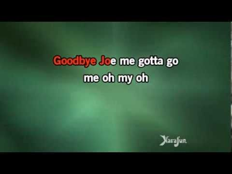 Karaoke Jambalaya (On The Bayou) - Creedence Clearwater Revival *