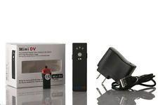 HIDDEN Small Wireless SPY DVR Camera Mini Cam W Tiny MicroSD Card Slot DVR176144
