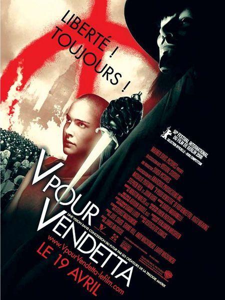 V pour Vendetta (film, 2006)