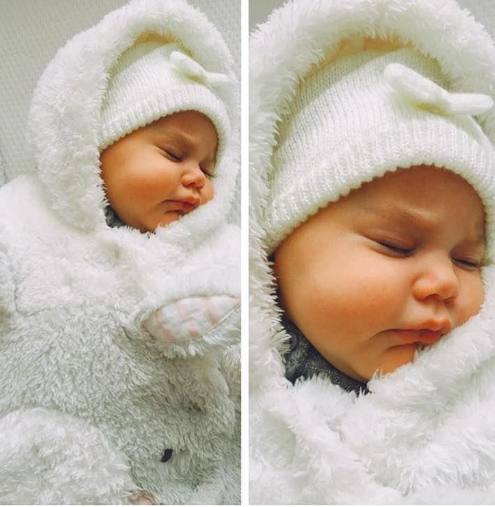 Cute newborn baby  https://t.co/GetMYOQZW6 RT HEALTHYBABlES #baby #cute #photooftheday