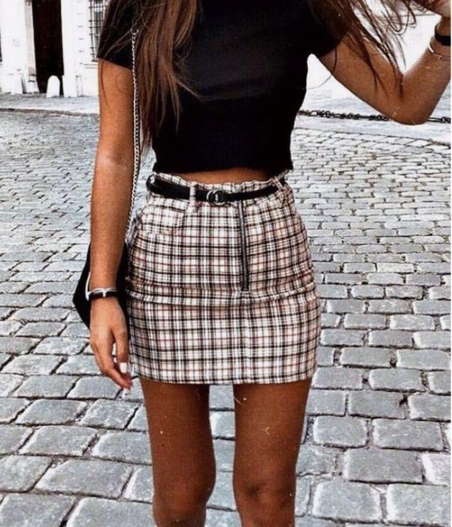 Tenues mignonnes pour les tenues d'été pour les adolescents 2019