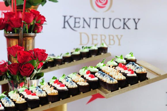 The Kentucky DerbyCupcake Recipes, Derby Display, Cupcakes Recipe, Cupcakes Wars, Derby Mint, Mint Julep, Cupcakes Rosa-Choqu, Kentucky Derby, Julep Cupcakes