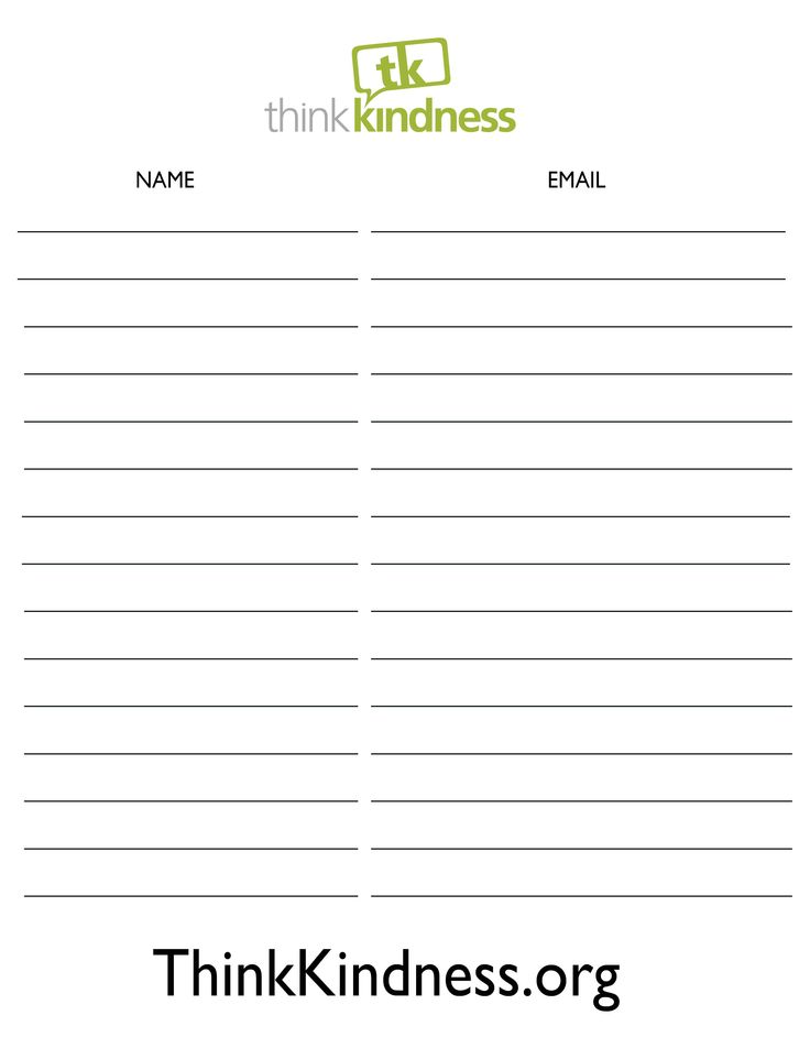 1000 images about signup – E Mail Sign Up Sheet