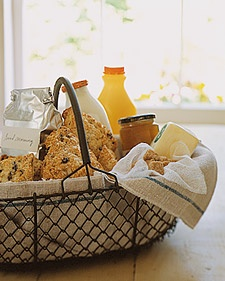 Housewarming Gifts: Gracious Gifts - Martha Stewart Crafts