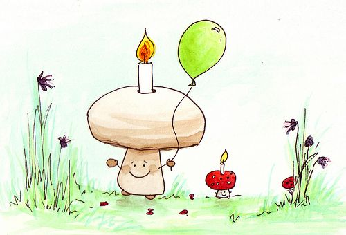Happy Birthday Cake Usha