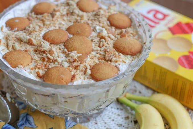 No Bake Banana Pudding With Sour Cream Recipe Banana Pudding Recipes Easy Banana Pudding Banana Pudding