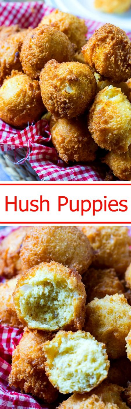 How to make perfectly crispy Hush Puppies