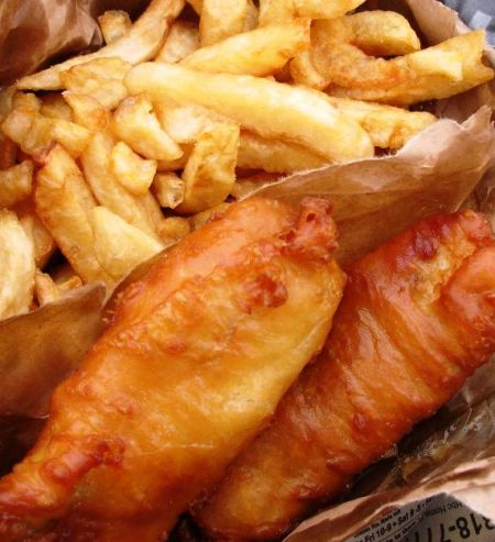 Making the Best Fish andChips - George Hirsch Home - George Hirsch, Public Television Chef & Lifestyle TV Host | recipes, seasonal entertaining—cooking, baking + grilling