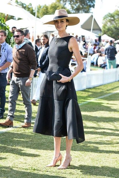 Nicole Trunfio, Woodford Reserve Mother's Day Polo Classic