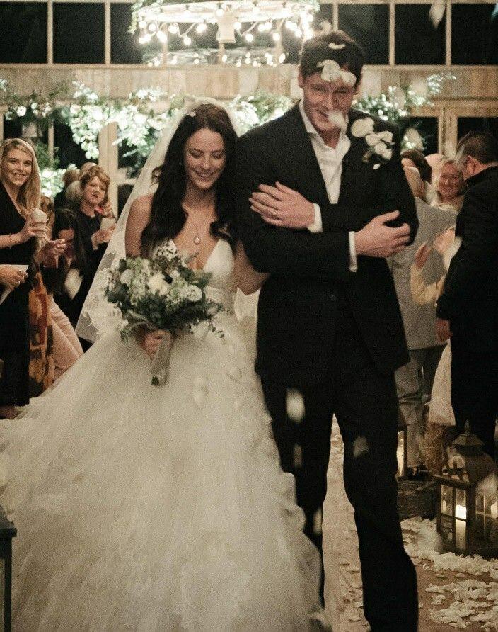 Kaya Scodelario and Benjamin Walker are married!!!