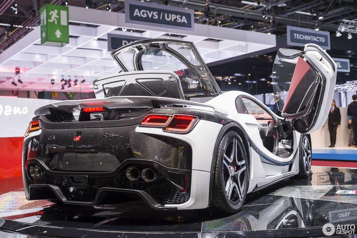 GTA Spano rear side