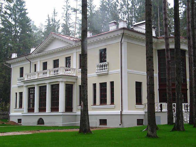 Архитектурные стили домов | Строительная компания ЭВЕРЕСТ