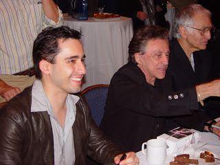 John Lloyd Young Jersey Boys | Jersey Boys Broadway Tony Award Winning star John Lloyd Young with The ...