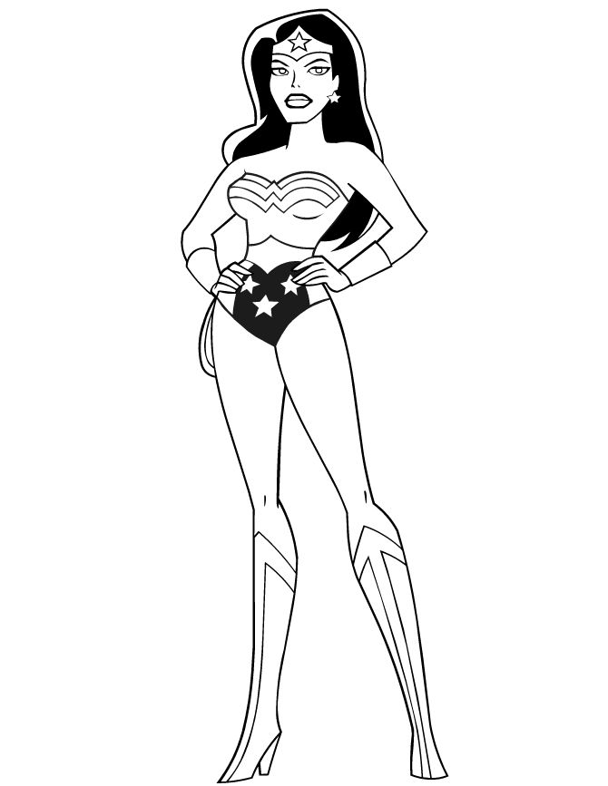 99 best coloring pages images on Pinterest Coloring books - new free coloring pages wonder woman
