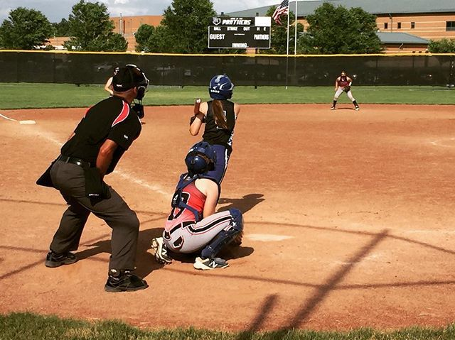 Congrats To The Central Ohio Ice And Tatum Bardash On Her Walk Off Double Today Hardworkpaysoff Tatum Ohio Golf Bags