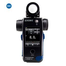 Sekonic Light Meter: L-858D-U Speedmaster Light Meter Exposure Meter - Overview