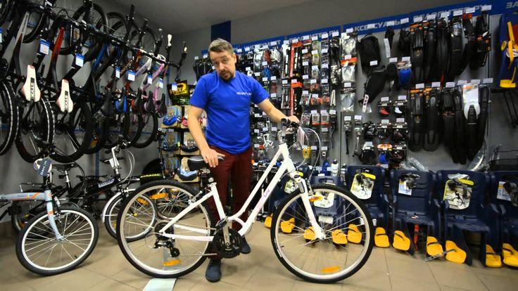 Обзор велосипеда Giant cypress DX w