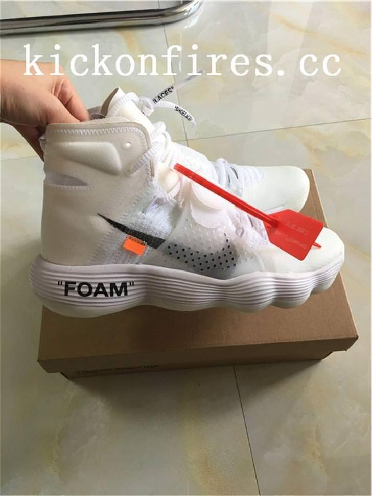 027c429a624a Off White x Nike Hyperdunk Basketball Shoes