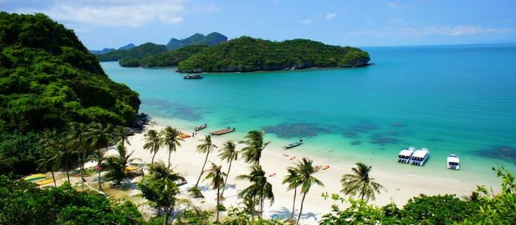www.angthongmarinepark.com | beautiful archipelago of 42 tropical islands