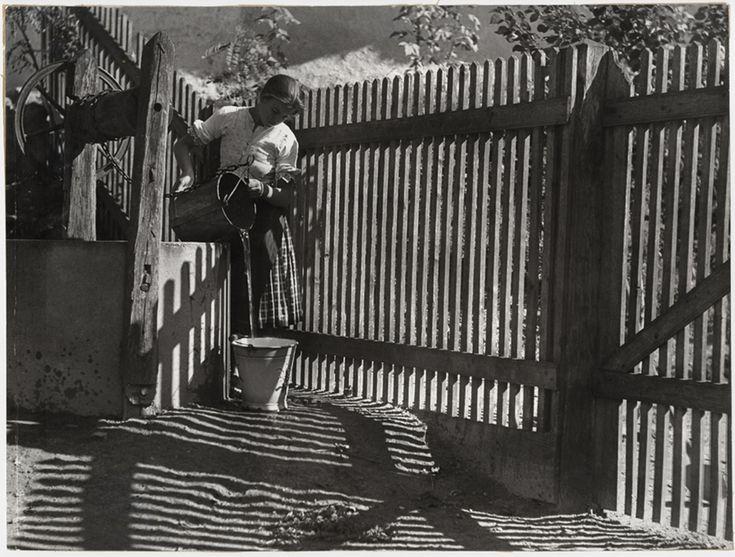 Ritmus, 1935 (a Magyar Fotográfiai Múzeum tulajdona) Fotó: © Vadas Ernő