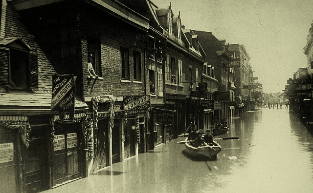 Montréal 1886. Rue Notre-Dame Ouest.   Flickr - Photo Sharing!