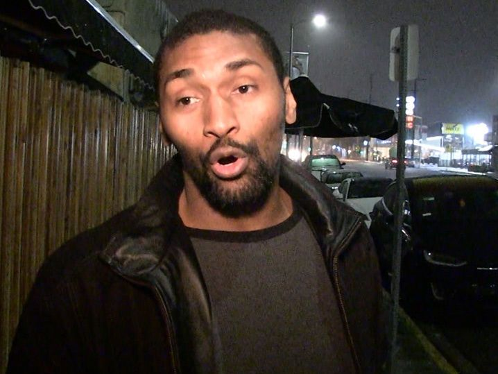 Metta World Peace Says LeBron SHOULD Take Games Off ... Those Games Don't Matter! (VIDEO)