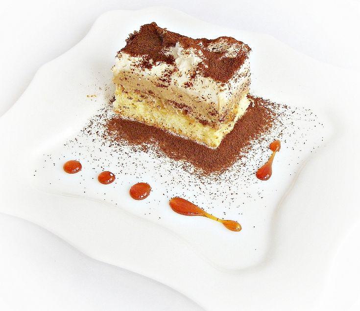 Reteta Prajitura cu ness si bezea caramel - Prajituri