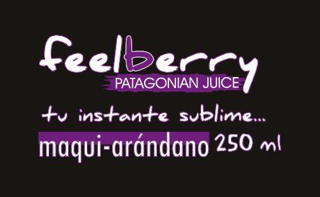 Feelberry  PATAGONIAN JUICE