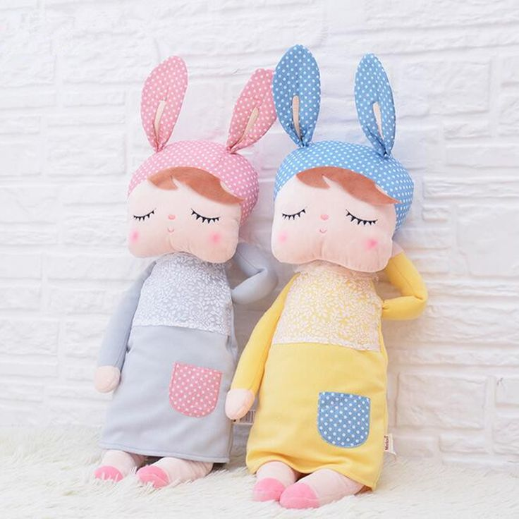ins Unique Gifts high quality Sweet Cute Angela rabbit doll Metoo baby plush doll for kids panda butterfly bee poupee dolls //Price: $US $7.86 & FREE Shipping //     #clknetwork