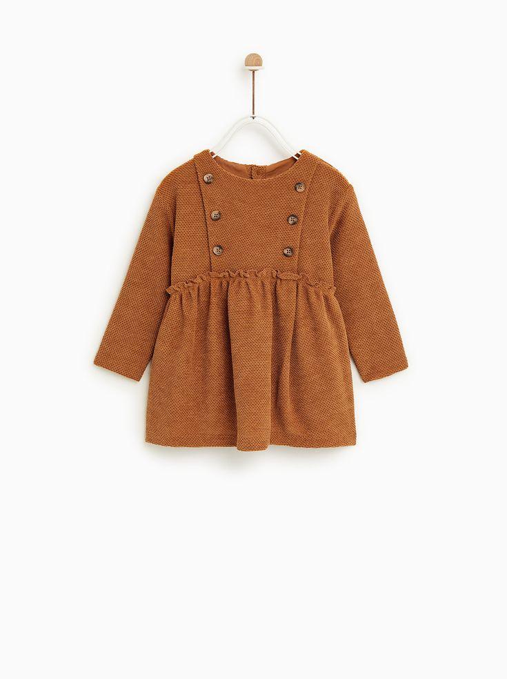 zara babykleidung maedchen modische maedchen tuch