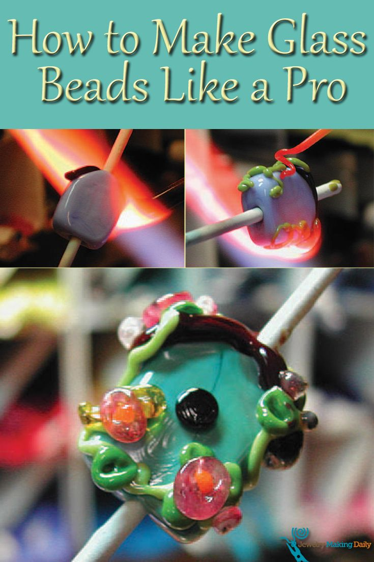 how to make lampwork glass rings