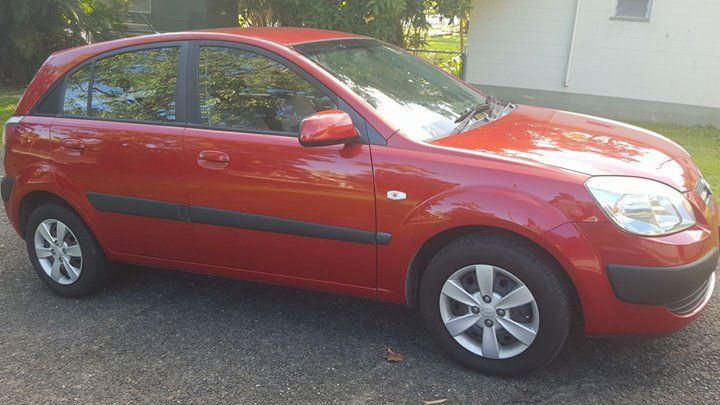 2009 Kia Rio LX hatch back for sale!!! Car is in great condition.  $5000 negotiable.  Manual transmission. Has current roadworthy/safety certificate.  144, 000 kms.  Please private message me or comment for further details.  Location: Babinda #rangloo, #bar, #accessories