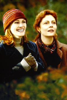 Stepmom....good movie. Some parts really reflect my life!