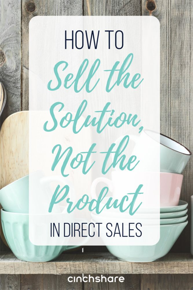 We wanted to share a few awesome tips that will help to change your mindset so you sell the solution, not the product! Are you already practicing these strategies?